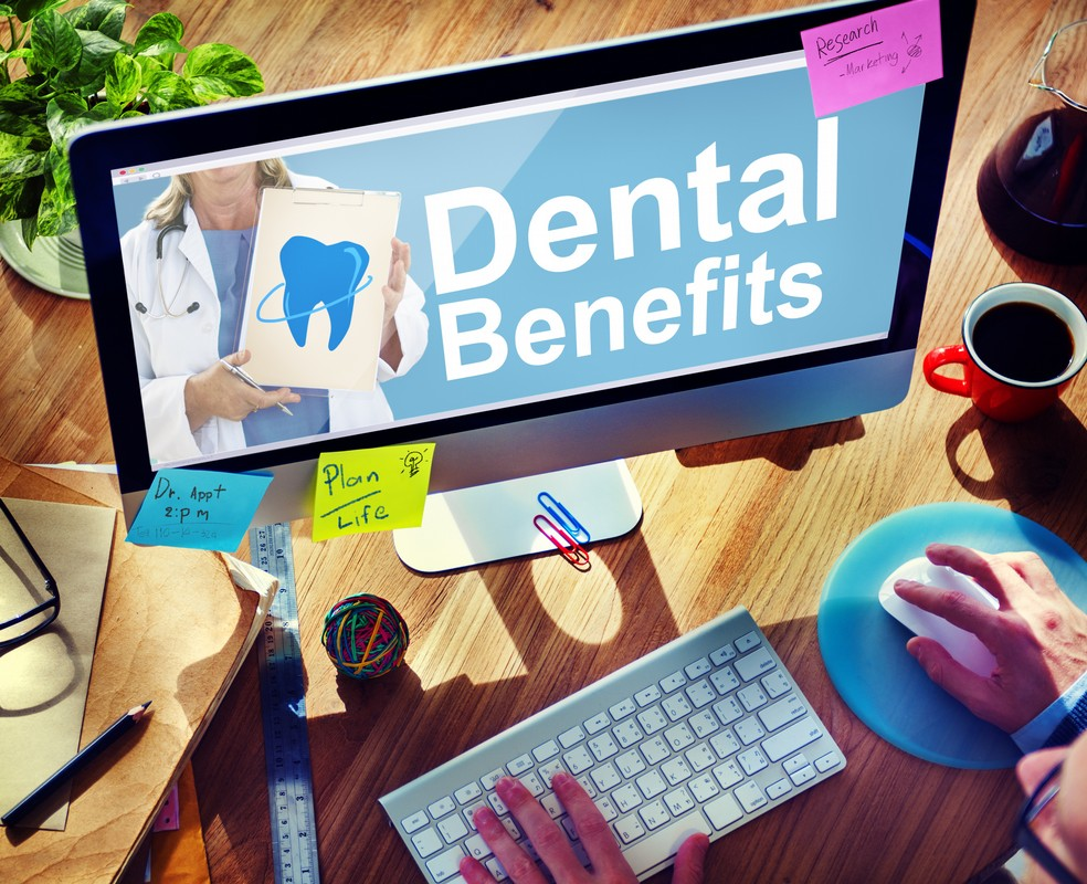 dental plan benefits dentist medical healthcare concept