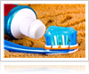 Touohpaste and Toothbrush